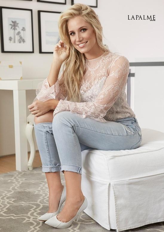 Kristine Leahy Feet Photoshoot