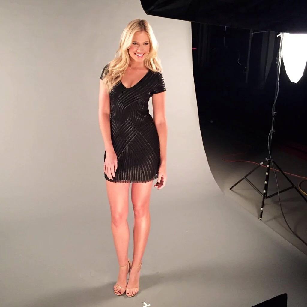 Kristine Leahy Undergarment Photos