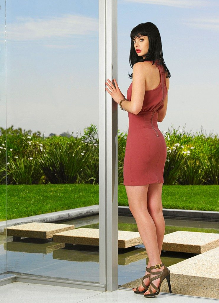Krysten Ritter High Heals Pictures