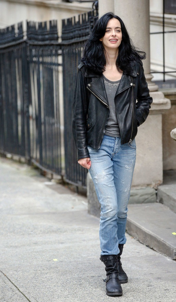 Krysten Ritter Leggings Images