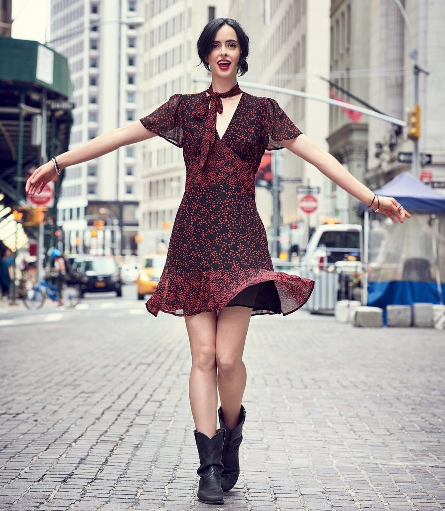 Krysten Ritter Thigh Photos