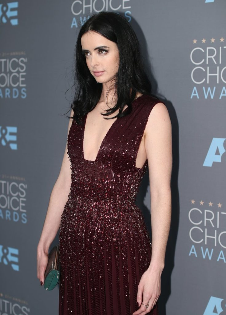 Krysten Ritter Topless Photos