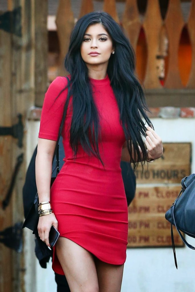 Kylie Jenner Bold Event Pictures