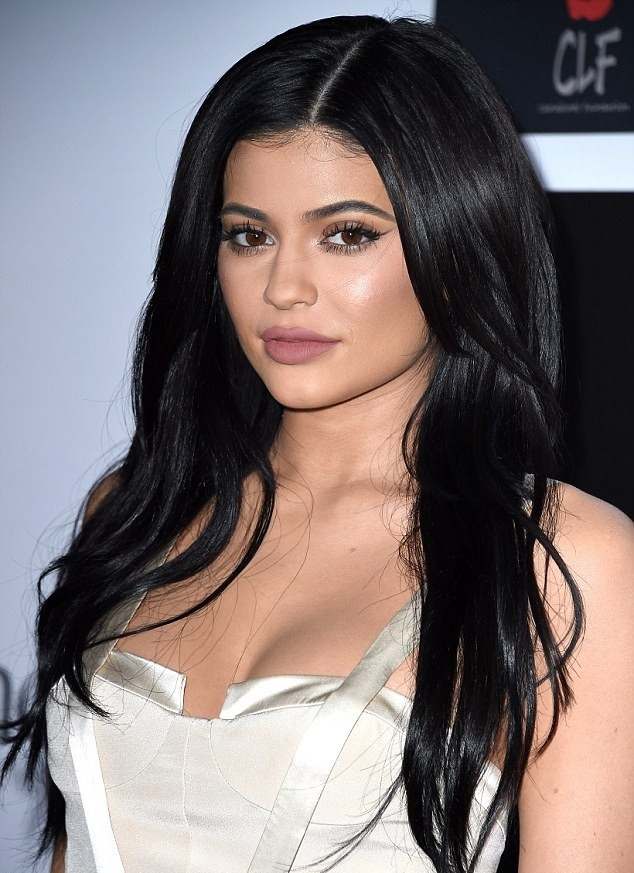 Kylie Jenner Makeup Photos