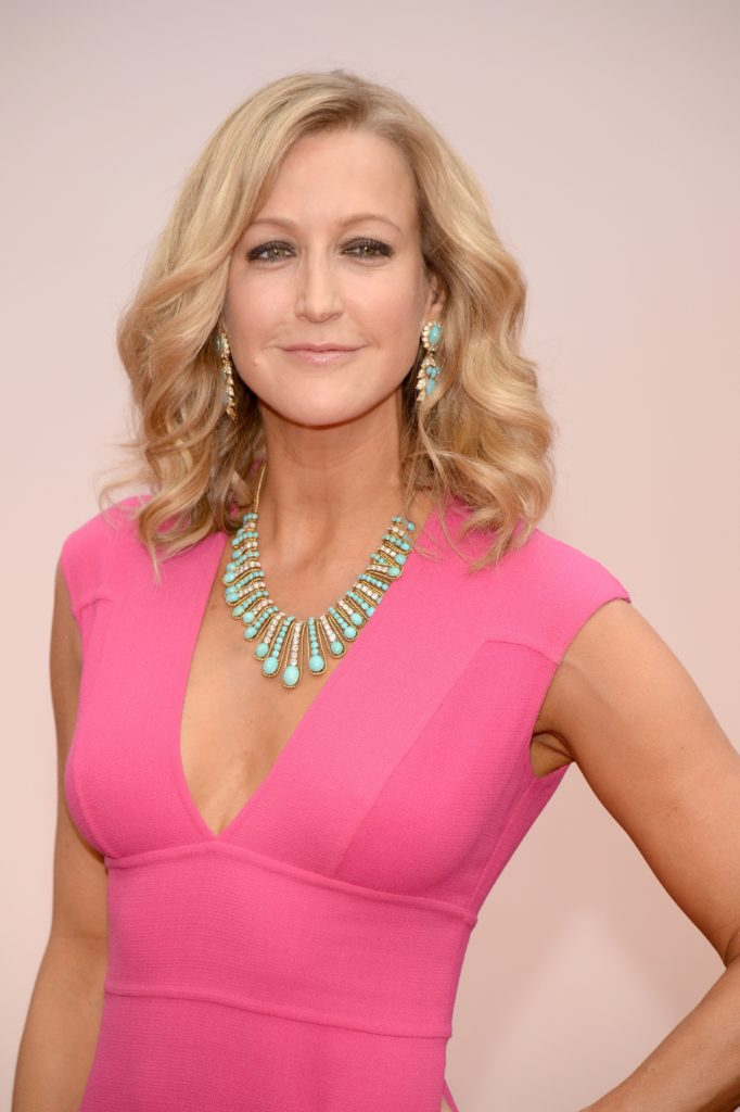 Lara Spencer Braless Images