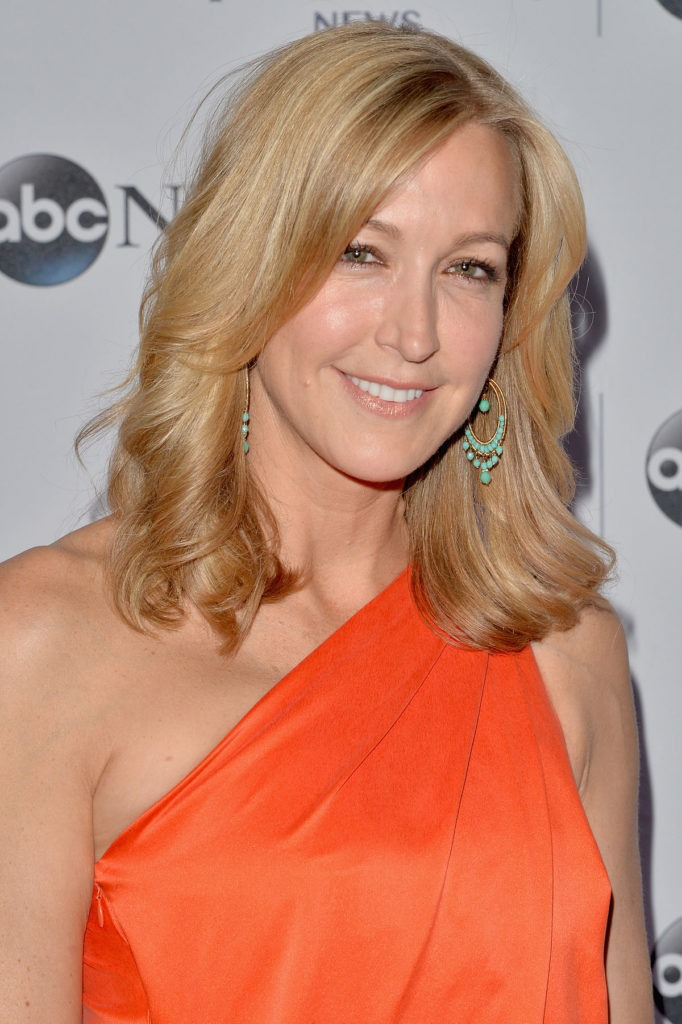Lara Spencer Makeup Photos