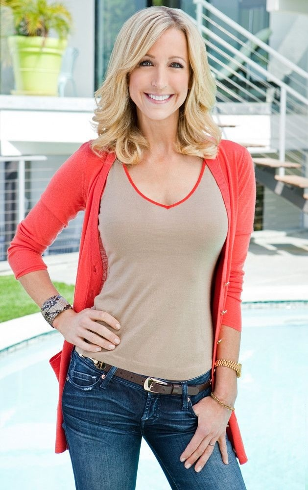 Lara Spencer Sexy Photoshoot