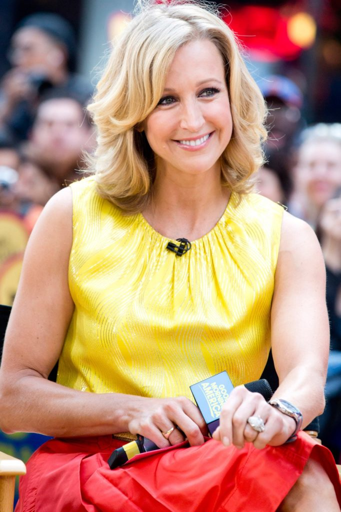 Lara Spencer Smile Wallpapers