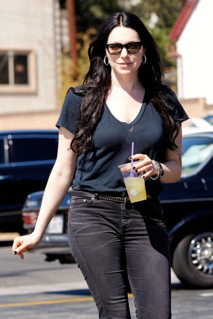 Laura Prepon Muscles Pics