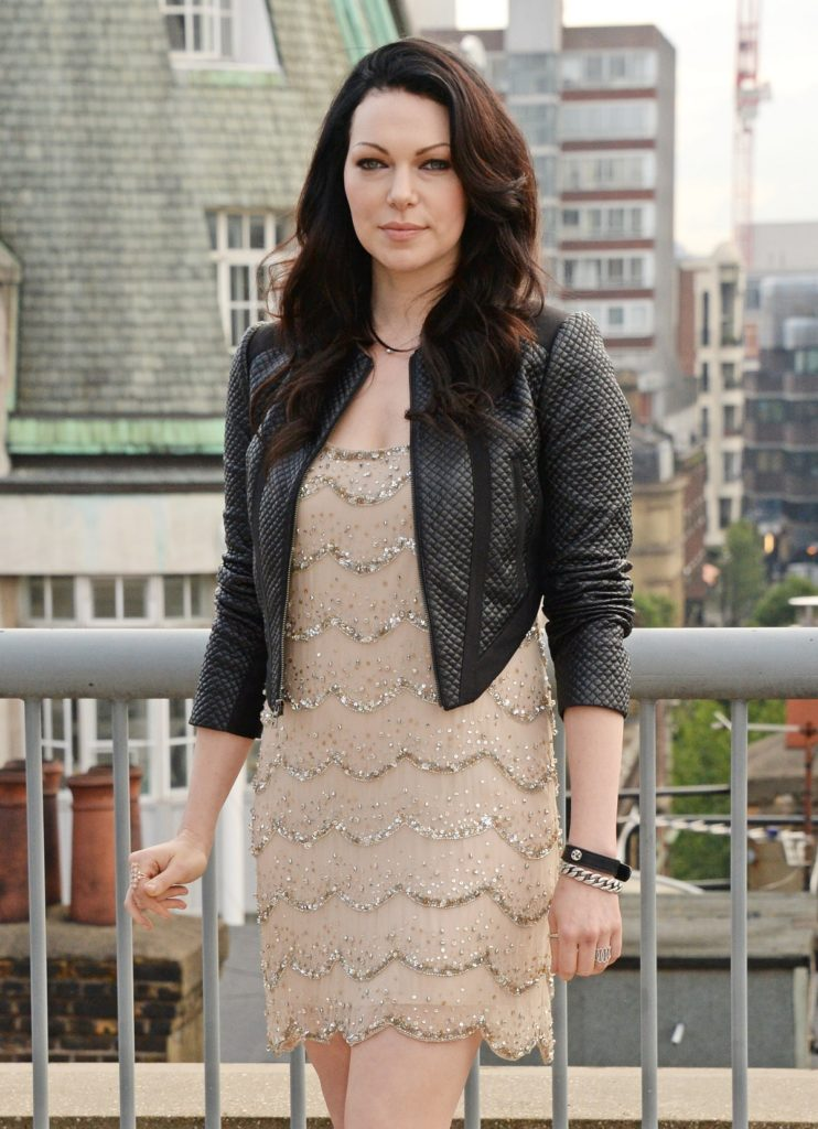 Laura Prepon Shorts Photos