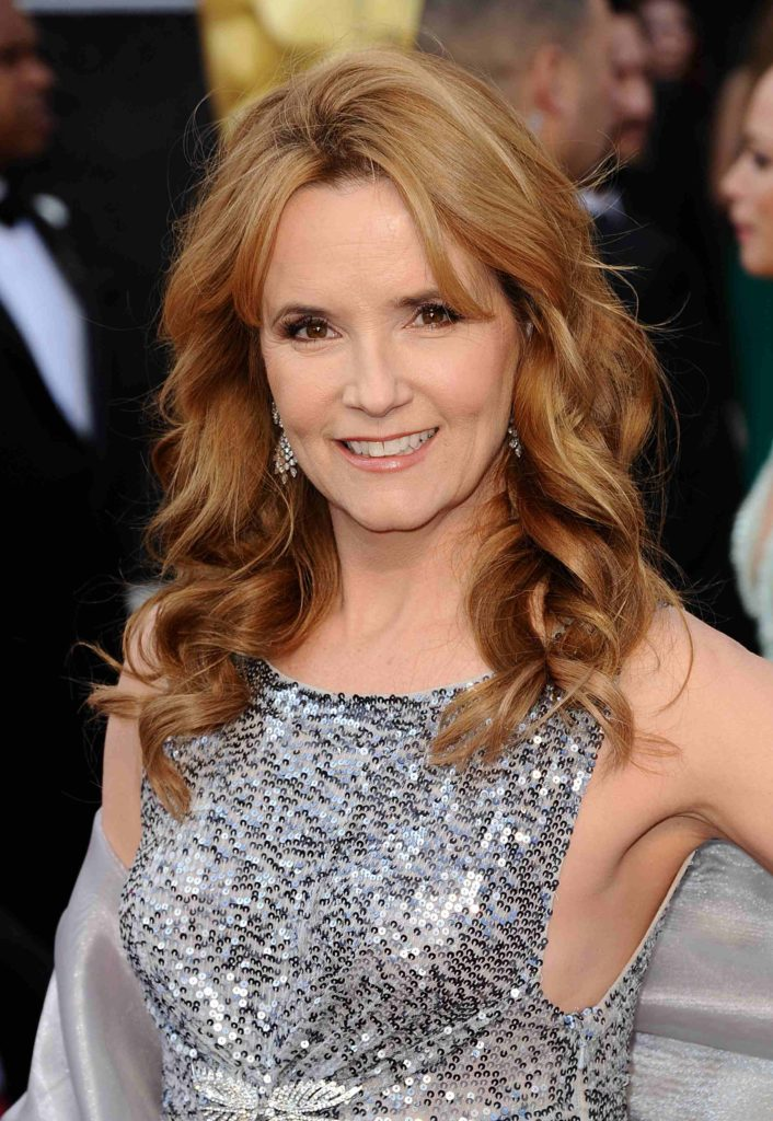 Lea Thompson Sexy Eyes Wallpapers