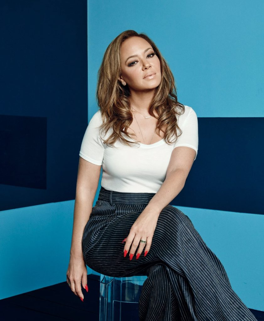 Leah Remini Sexy Images