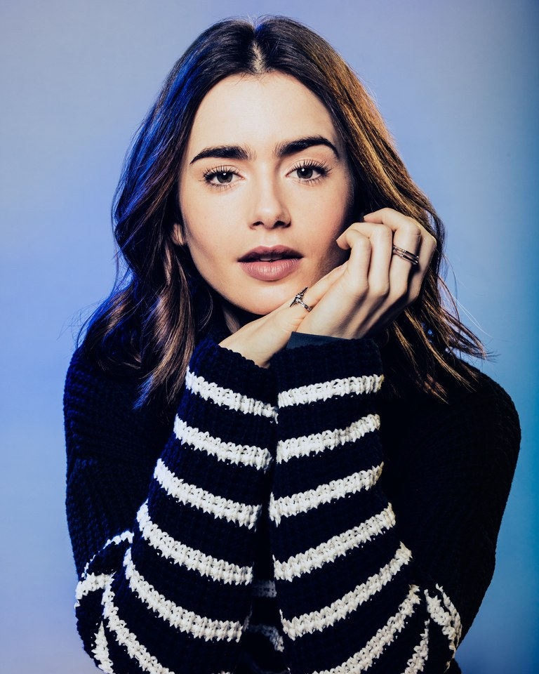 Lily Collins Leaked Pictures