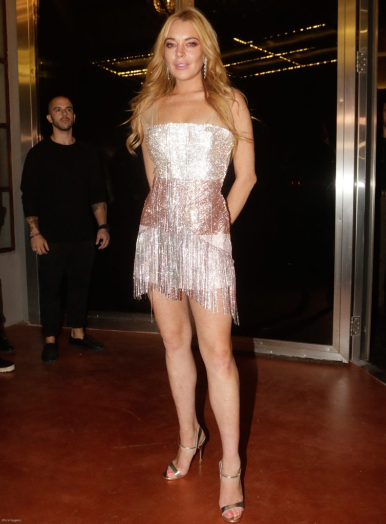 Lindsay Lohan Feet Photos