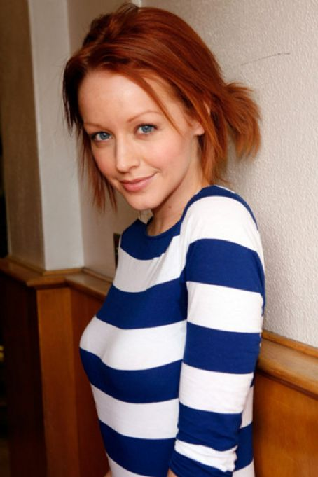 Lindy Booth Smile Wallpapers