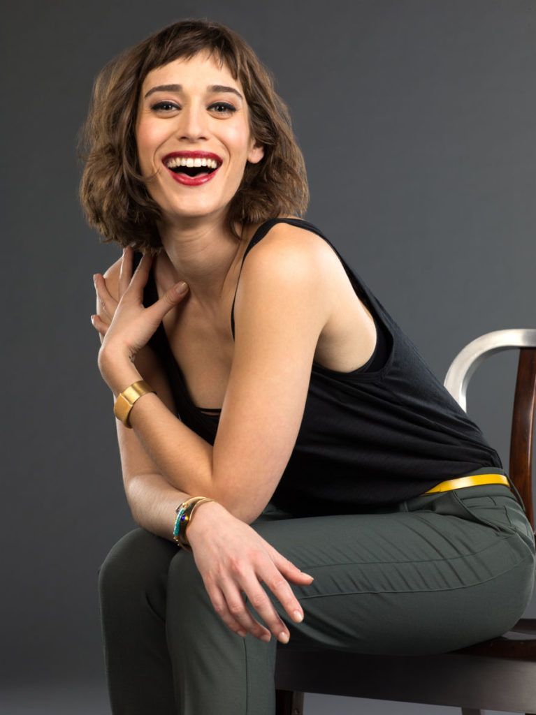 Lizzy Caplan Cute Wallpapers