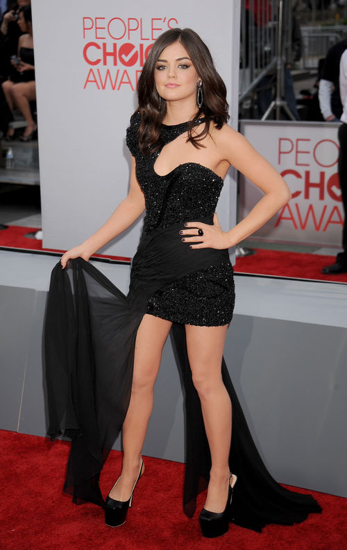 Lucy Hale Feet Pictures