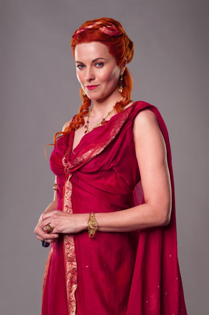 Lucy Lawless Photoshoot Gallery