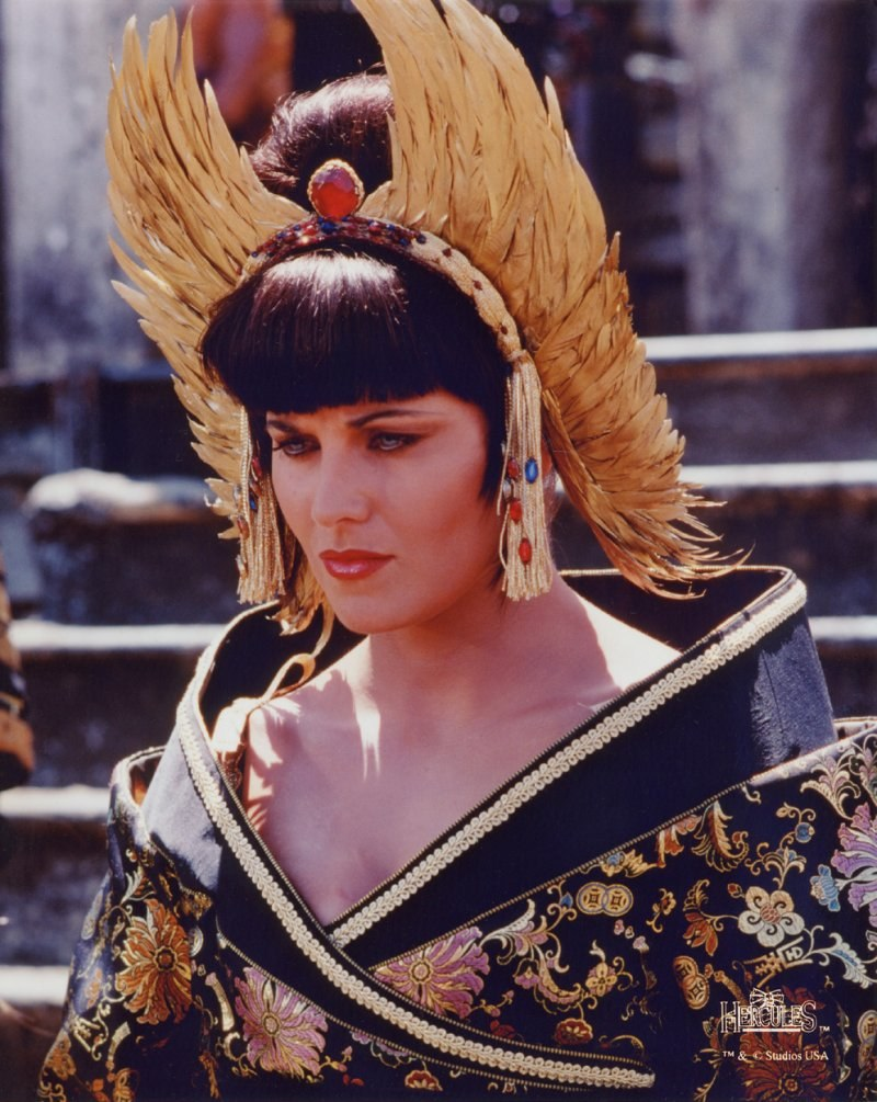 Lucy Lawless Photoshoot