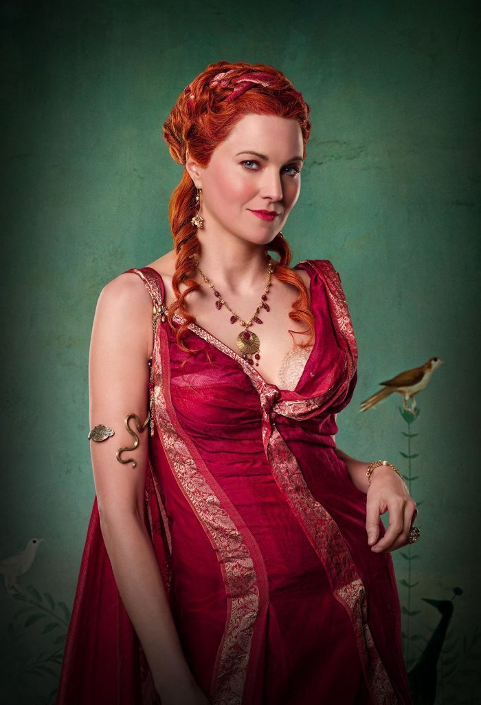 Lucy Lawless Topess Images