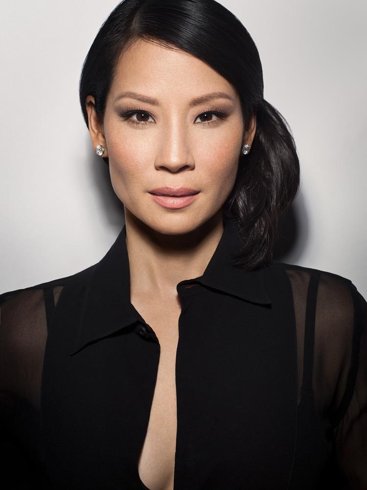 Lucy Liu Hair Style Pics