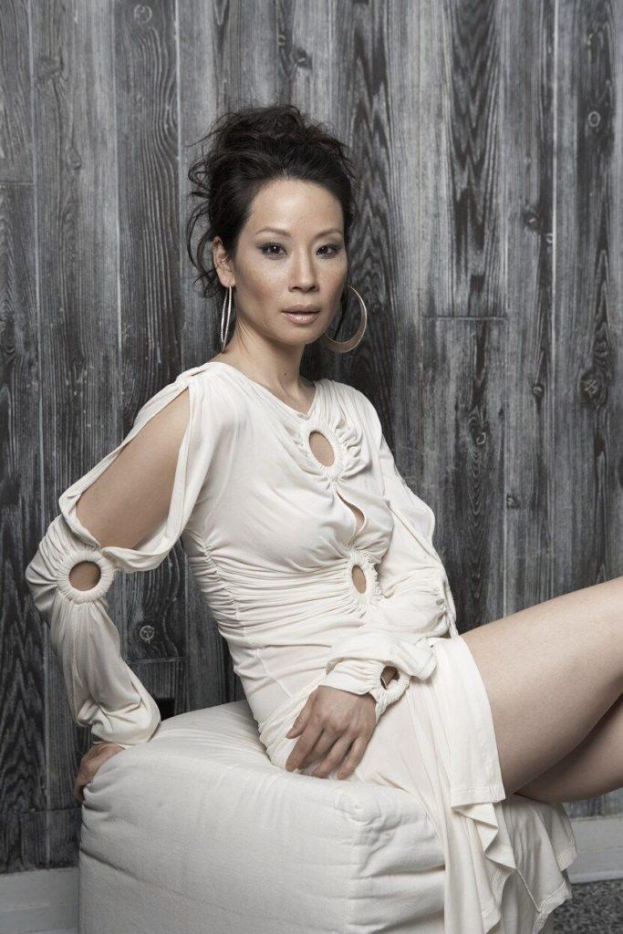 Lucy Liu Legs Photos