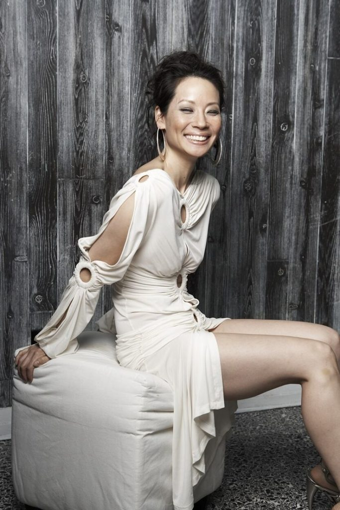 Lucy Liu Oops Moments Pictures