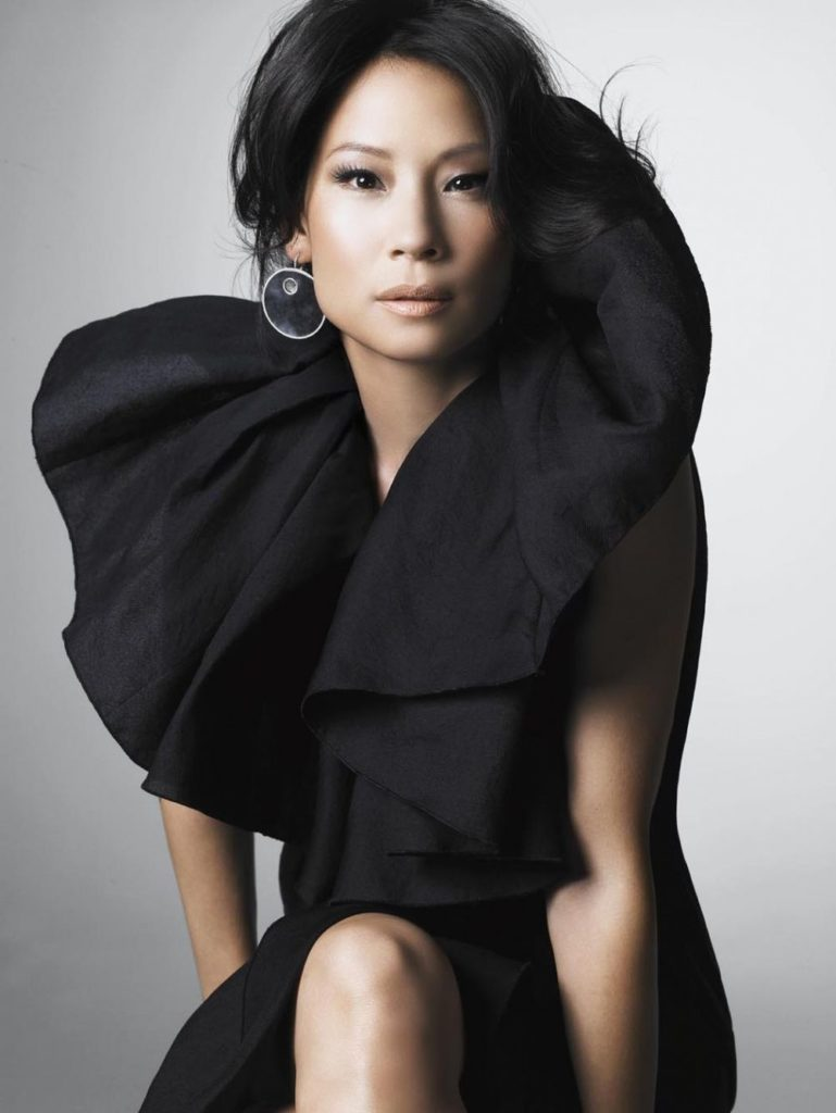 Lucy Liu Pictures