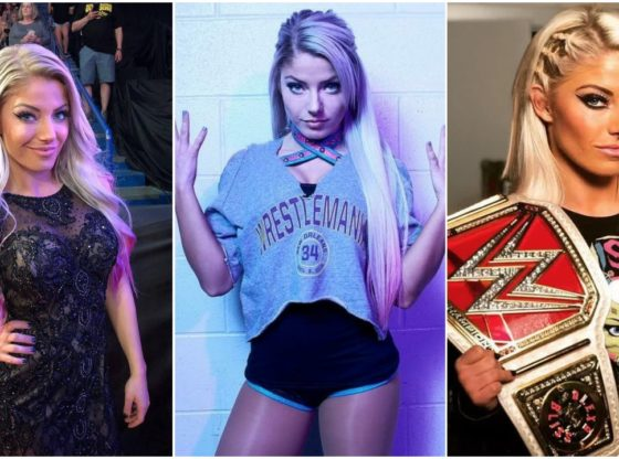 Wwe Alexa Bliss Hot Pictures Prove That She Would Be Sexy Wrestler