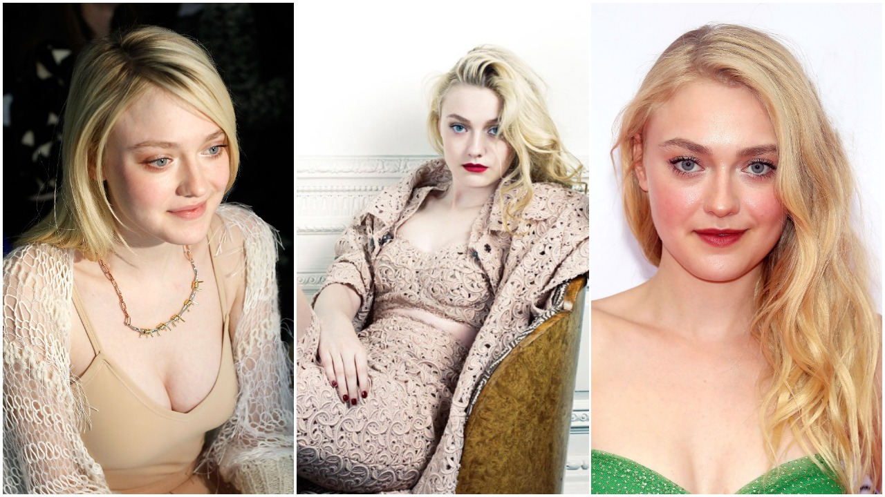 45 Hot Dakota Fanning Bikini Pictures Jane Volturi In The