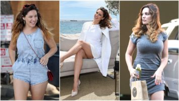 33 Hottest Pictures Of Kelly Brook Prove She Is A Sexiest Model Of UK