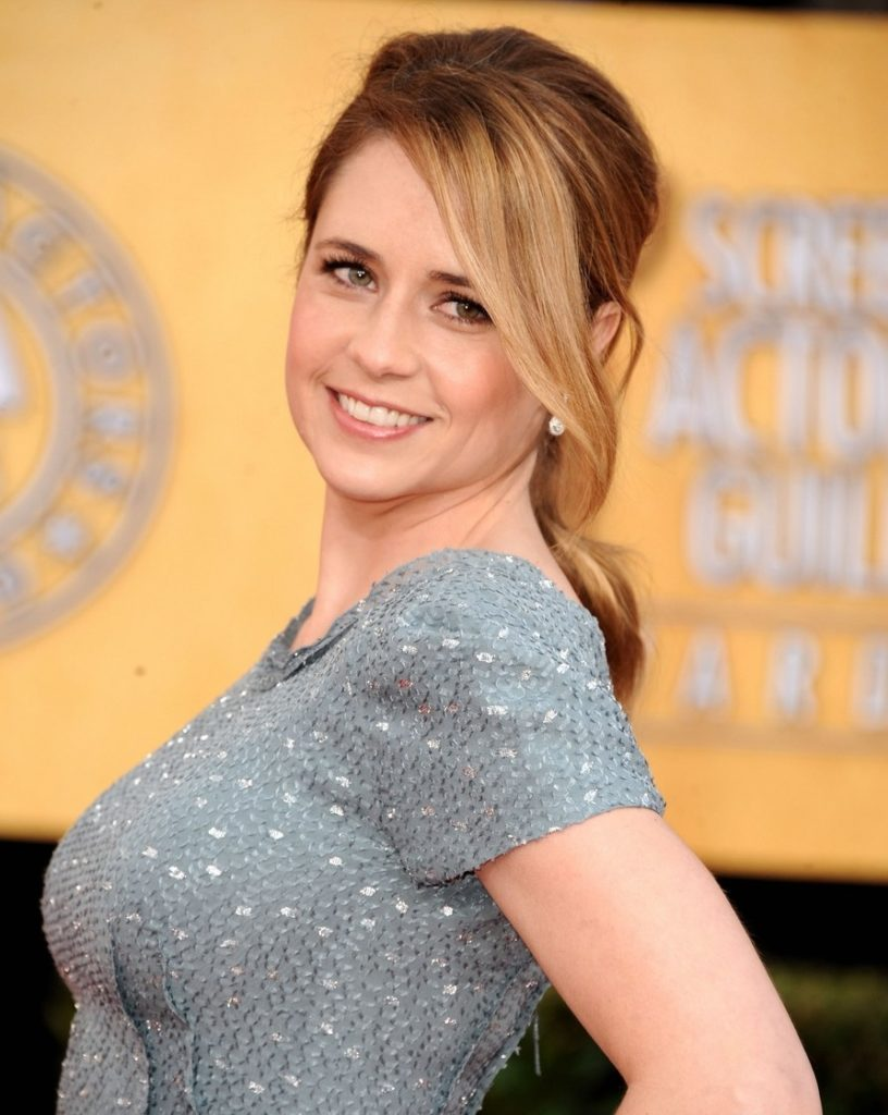 Jenna Fischer Smile Images