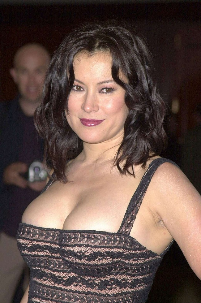 Jennifer Tilly Topless Pics