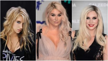 31 Kesha Hot Sexy Makeup Pictures Show Her Looks After Plastic Surgery