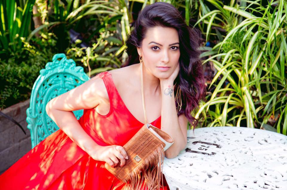 Anita Hassanandani Muscles Photos