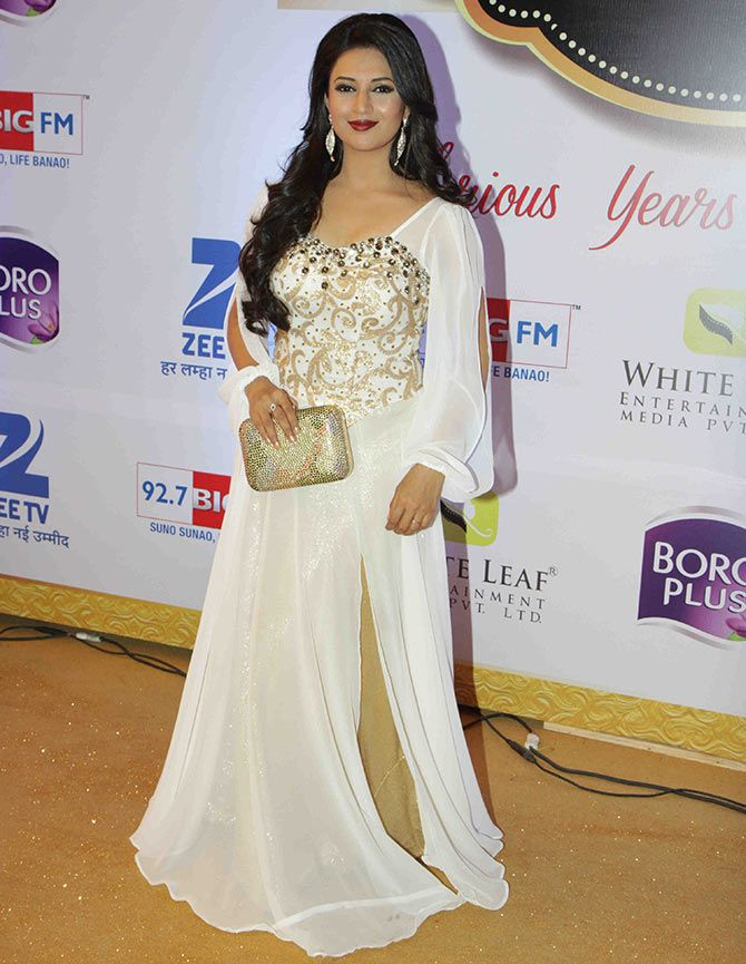 Divyanka Tripathi Images At Event