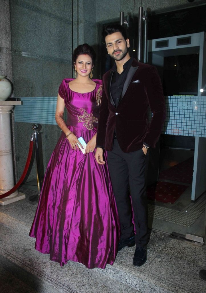 Divyanka Tripathi Images With Husband