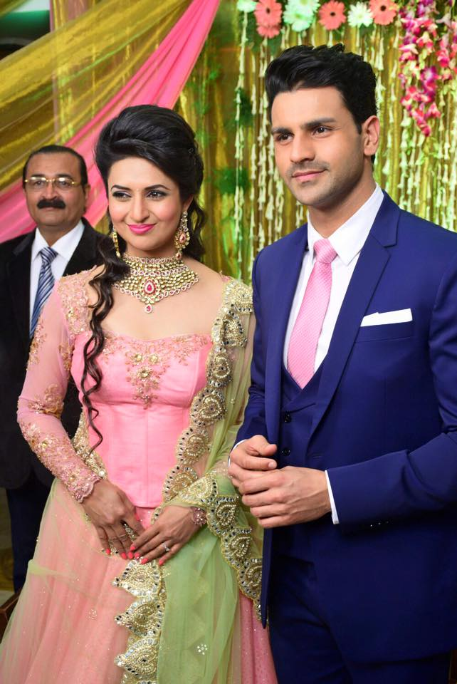 Divyanka Tripathi Photos With Vivek Dahiya