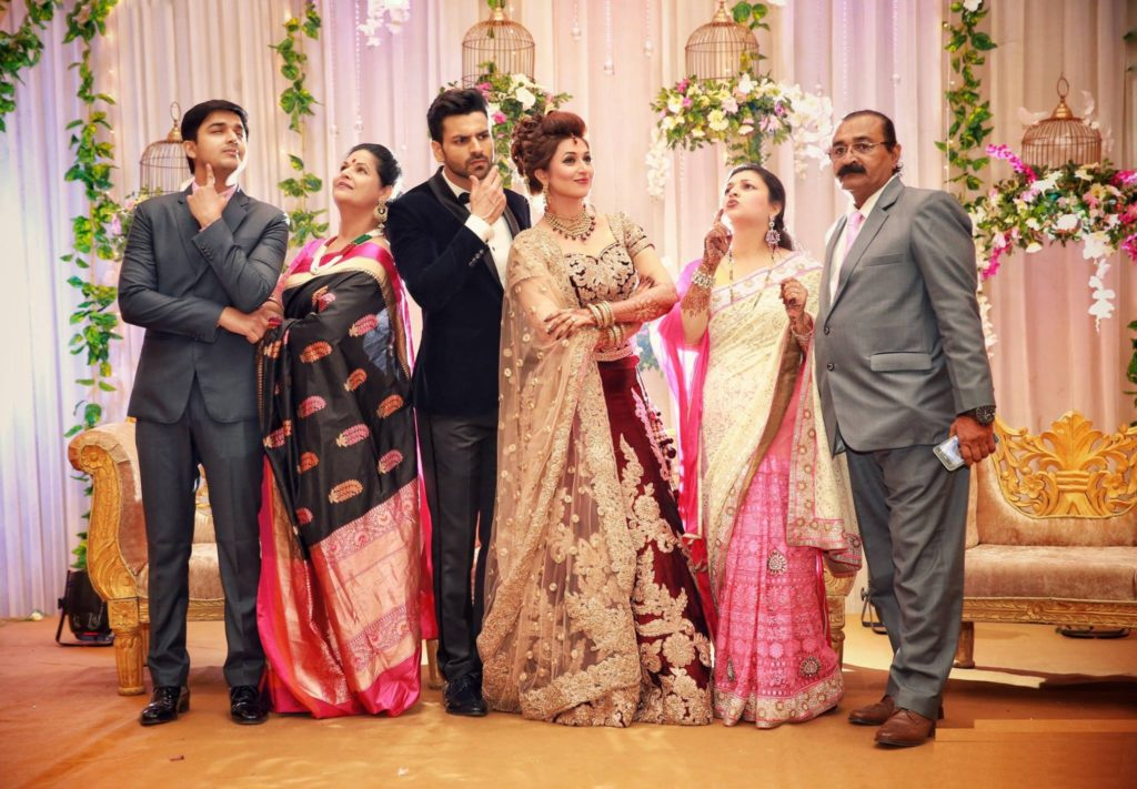 Divyanka Tripathi Wedding Beautiful Photos