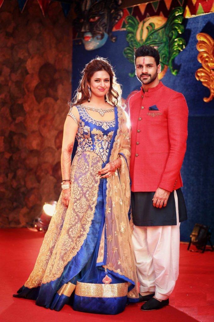 Divyanka Tripathi Wedding Pics