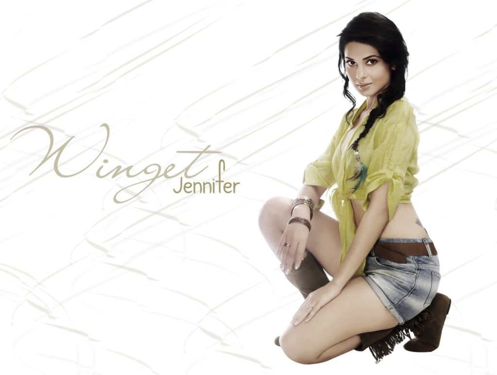 Jennifer Winget Latest Hair Style Images