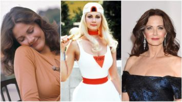 31 Hottest Lynda Carter Bikini Pictures Young Supergirl In Wonder Women