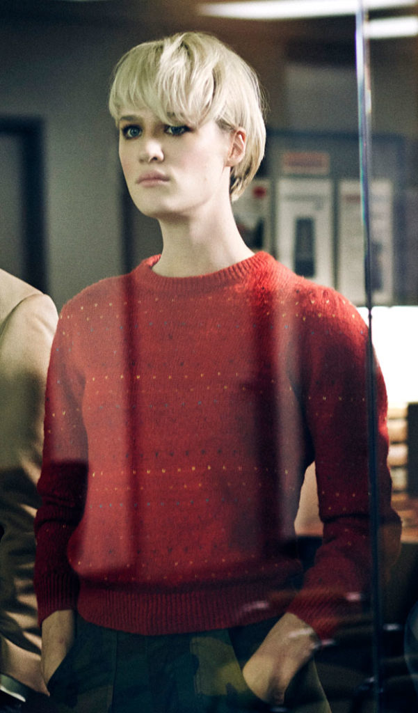 Mackenzie Davis Short Hair Wallpapers