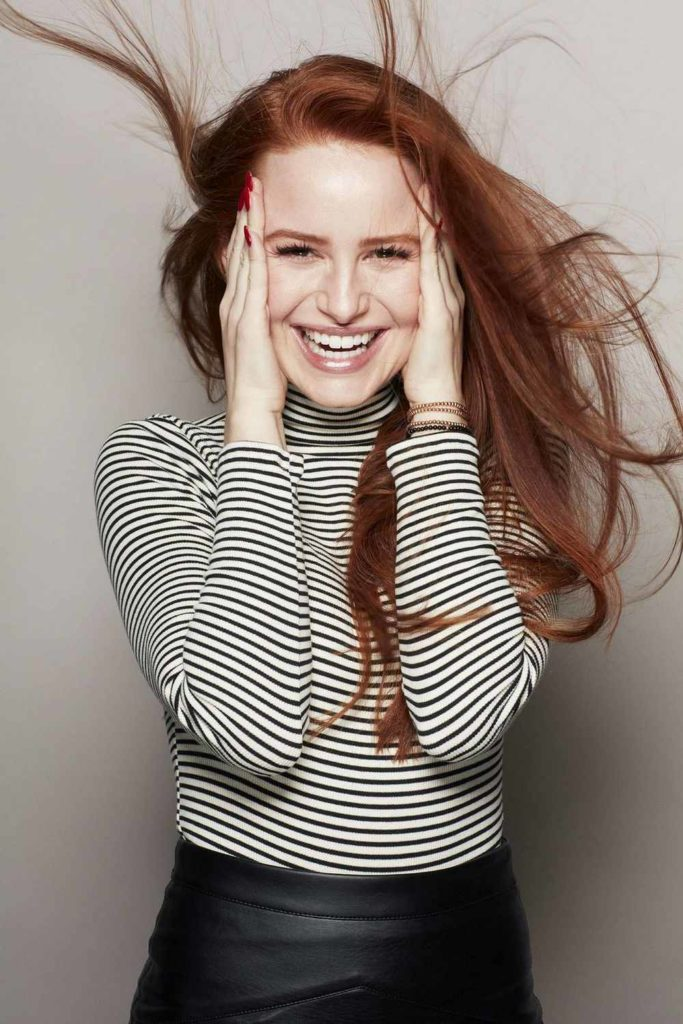 Madelaine Petsch Cute Smile Images