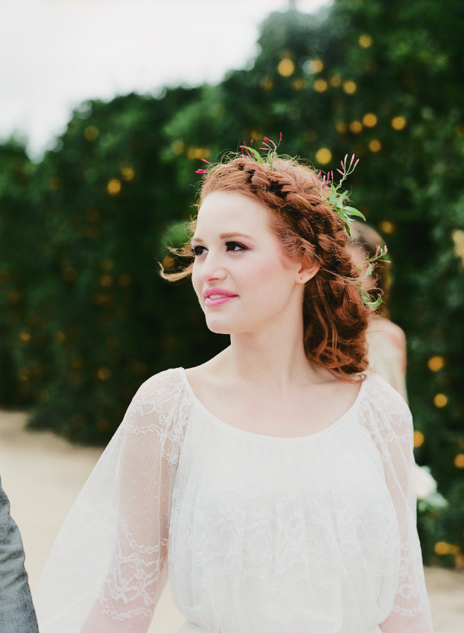 Madelaine Petsch hair Style Images
