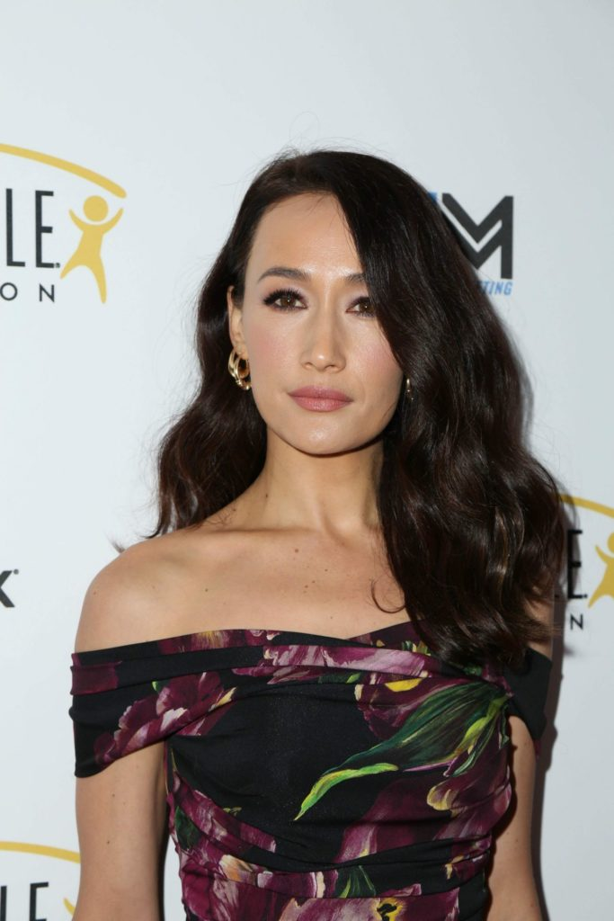 Maggie Q Sexy Wallpapers