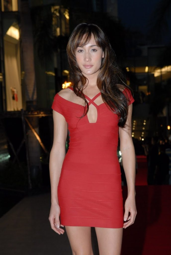 Maggie Q Shorts Photos