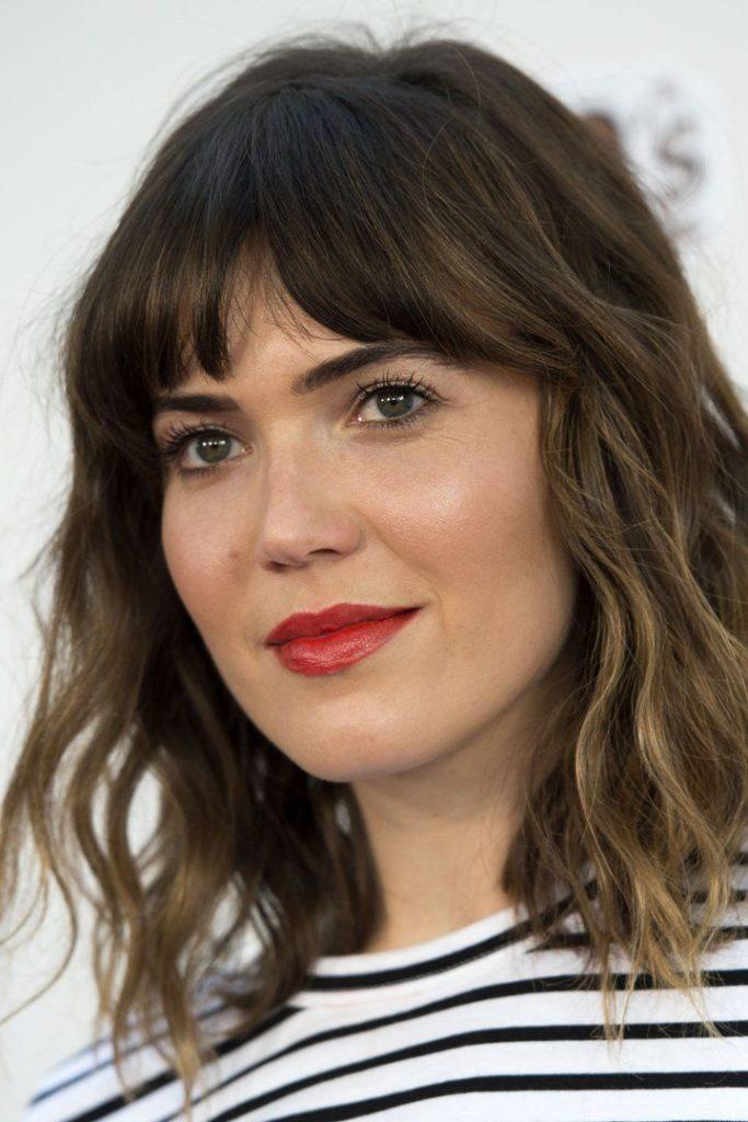 Mandy Moore Haircut Pics