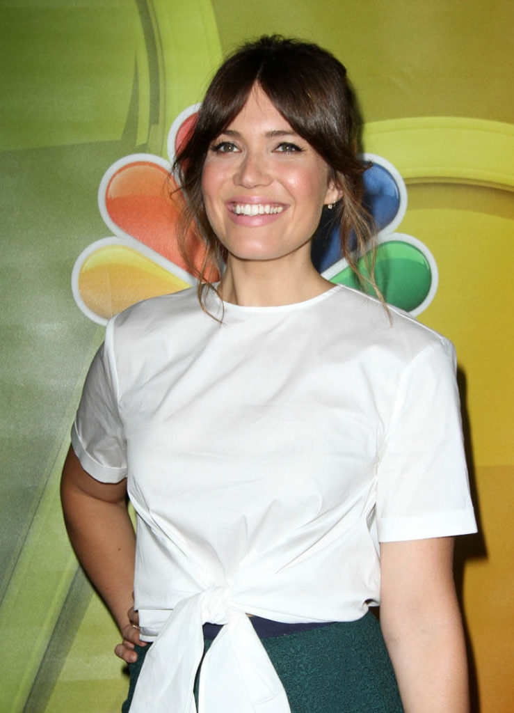 Mandy Moore Smile Wallpapers