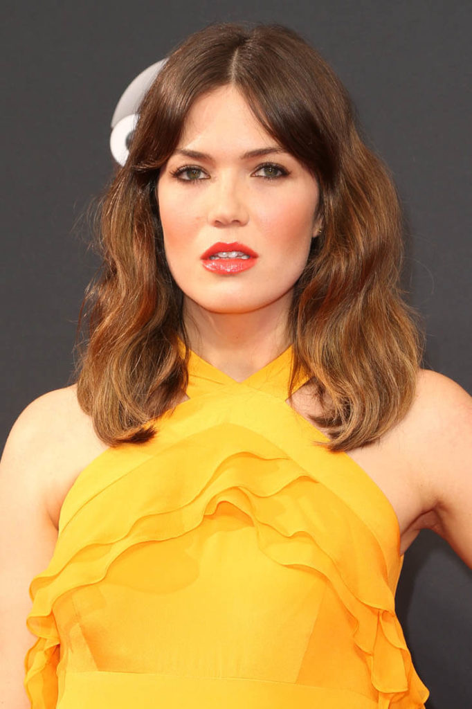 Mandy Moore Yellow Clothes Images